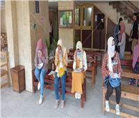 ١٦ ألف طالب وطالبة يخضعون للكشف الطبي للالتحاق بكليات جامعة المنوفية