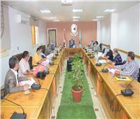 """جامعة سوهاج تعتمد نتيجة الفصل الدراسي الأول لدفعة برنامج """"MBA"""""""