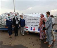 مساعدات فرنسية للمتضررين من السيول والفيضانات في السودان