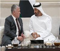 الأردن و الإمارات يبحثان تعزيز العلاقات الثنائية