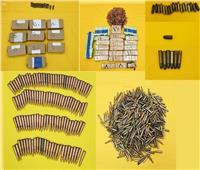 صور| السعودية: القبض على خلية إرهابية وضبط أسلحة ومتفجرات