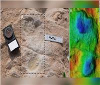 العثور على آثار أقدام في السعودية عمرها 120 ألف عام