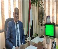 زراعة 35 ألف فدان قمحبالليزر في محافظة المنوفية