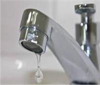 الاربعاء.. قطع المياه لمدة 8 ساعات عن بولاق الدكرور وأرض اللواء بالجيزة