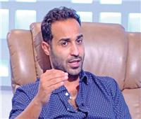 خاص| أحمد فهمي يكشف تفاصيل مسلسله الجديد