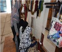 الصناعات اليدوية..«الكليم والحوايا البدوية» مهنة في طريقها للاندثار