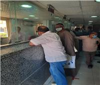 ١١٠٩٠ طلب للتصالح بمدن وقرى محافظة الأقصر