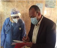 تعافي وخروج 339 حالة كورونا من مستشفى الصدر بقنا