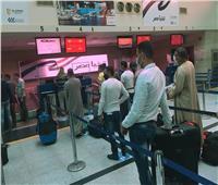 صور.. مطار أسيوط يستقبل أولى رحلات الخطوط الأردنية