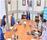 الرئيس السيسي يوجه بالتوسع في مشروعات الوحدات السكنية الجديدة للمواطنين