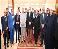 «القباج» ومحافظ أسيوط يشاركان في اليوم الثقافيالتوعوي بجامعة الأزهر