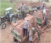 سوق مواد التشييد ينتعش بعد استئناف أعمال البناء
