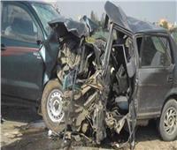 إصابة 8 في تصادم مروع بطريق «دمنهور - الرحمانية»