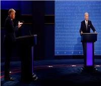 المناظرة الأولى| بايدن لـ«ترامب»: أنت أسوأ رئيس حكم أمريكا