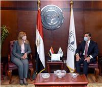 《عبد الوهاب》 يلتقي الدفعة الثانية من البرنامج الرئاسي لتأهيل التنفيذيين للقيادة