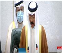 فيديو| أمير الكويت الجديد: أتعهد بالحفاظ على وحدة البلاد واستقرارها