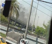 انفجار عبوة ناسفة على سيارة بطريق مطار بغداد