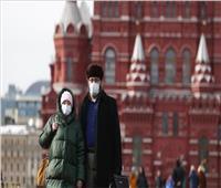 روسيا تسجل 8481 حالة إصابة جديدة بفيروس كورونا