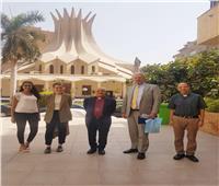 رئيس «الأسقفية» يلتقى السفير الهولندى بالقاهرة
