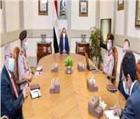 الرئيس السيسي يتابع مخطط مشروع «مرابط مصر» لتربية وإنتاج الخيل العربي