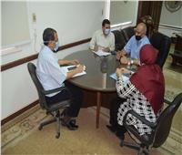 جامعة سوهاج تناقش الوضع الراهن والحلول المقترحة لمحو الأمية