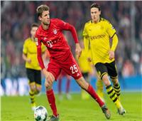بث مباشر| بايرن ميونخ وبوروسيا دورتموند في كأس السوبر الألماني