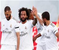 يوفيتش وبنزيما يقودان ريال مدريد أمام بلد الوليد