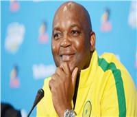 موسيماني يغادر جنوب أفريقيا لبداية تحد جديد مع الأهلي
