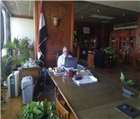 وزير الري يتابع خطة التعامل مع موسم الفيضان الحالي