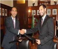 بنك مصر يوقع بروتوكول مع جامعة سيناء للتحصيل الإلكتروني للمصروفات
