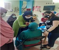 الرعاية الأسقفية: دورات تصفيف شعر ومكياج لإكساب سيدات السويس مهارات