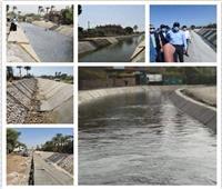 «تبطين الترع».. مشروع قومي للحفاظ على الثروة المائية