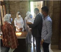 تعافي وخروج 344 إصابة بـ«كورونا» من «حميات قنا»