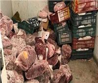 ضبط١٥٠ كيلو أطعمة فاسدة داخل مطعم شهير بطنطا