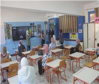 حملة للرقابة على مدارس السويس للوقوف على التطوير