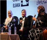 صور| ختام «سينما الأربعاء» بالساقية بحضور وزيرة التضامن
