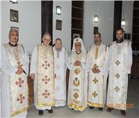 إقامة فعاليات اليوم السابع من تساعية القديسة تريزا