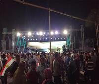 فيديو..تزايد الإقبال على المشاركة في احتفالات أكتوبر بدمياط