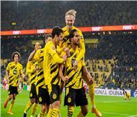 فيديو  «دورتموند» يكتسح فرايبورج بـ«رباعية» في الدوري الألماني