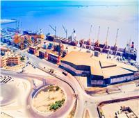 مينائي السخنة والأدبية يشهدان زيادة كبيرة في أعداد السفن