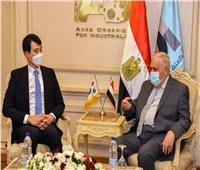 الهيئة العربية للتصنيع تستقبل سفير كوريا الجنوبية