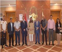 وفد باكستاني يزور غرفة القاهرة لبحث إقامة استثمارات مشتركة