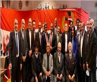 القنصلية المصرية بألمانيا تحتفل بذكرى نصر أكتوبر
