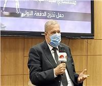 بالصور| رئيس النيابة الإدارية يشهد ختام الدورة التدريبية لأعضاء الهيئة