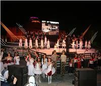 نجوم المستقبل تتألق بالأوبرا في احتفال وزارة الثقافة بذكرى انتصارات أكتوبر