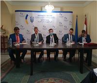 سفير أوكرانيا يهنيء مصر بأكتوبر ويؤكد أهمية التعاون في مجال الصلب