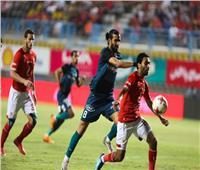 انطلاق مباراة إنبي والأهلي بالدوري المصري