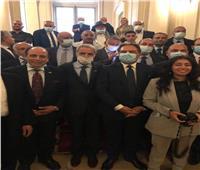 الجالية المصرية بفرنسا تحتفل بذكرى نصر أكتوبر