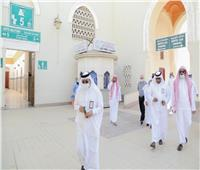 صور  للمرة الثالثة مدير الشؤون الإسلامية بالمدينة المنورة يتفقد ميقات «ذي الحليفة»