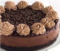 حلو اليوم.. «تشيز كيك الشوكولاتة بالبراونيز»
